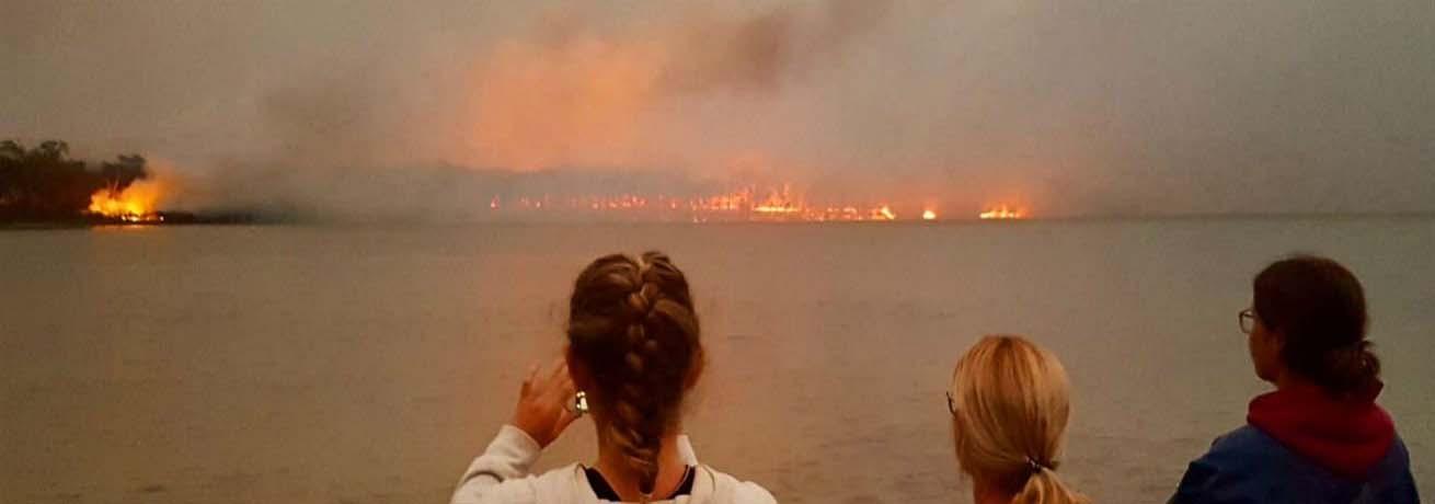 Australie bosbranden