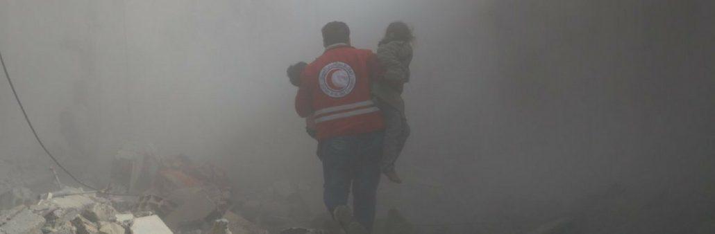 Hulpverlener-in-Syrië