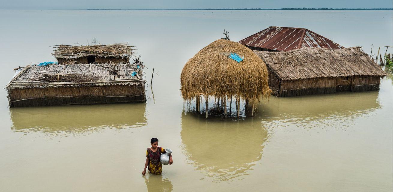 Klimaatverandering-rampen-noodhulp-Overstromingen-Bangladesh