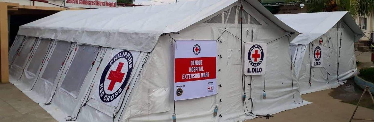 Mobiele-kliniek-buiten-ziekenhuis-op-de-Filipijnen