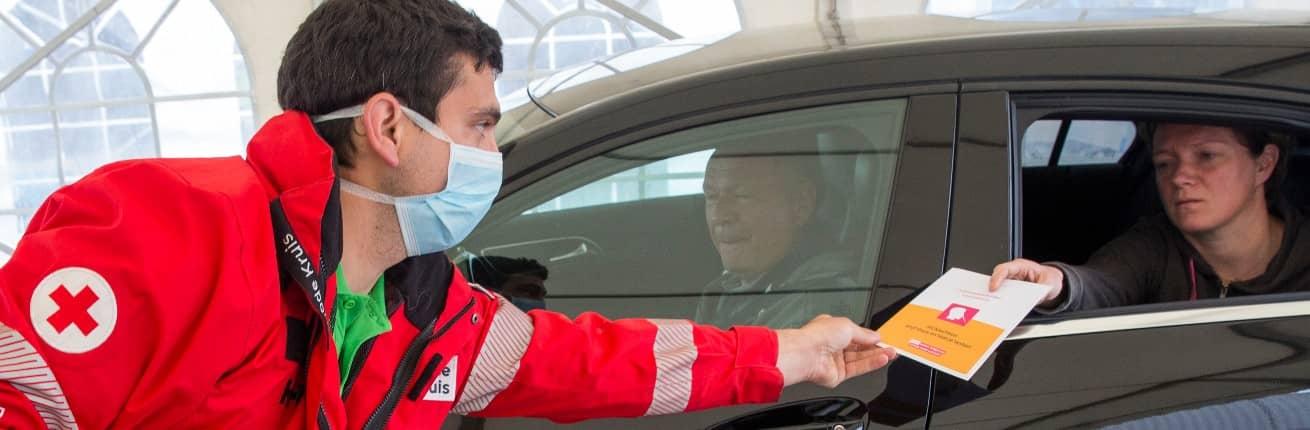 Rode Kruis schaalt coronahulpverlening in Nederland verder op