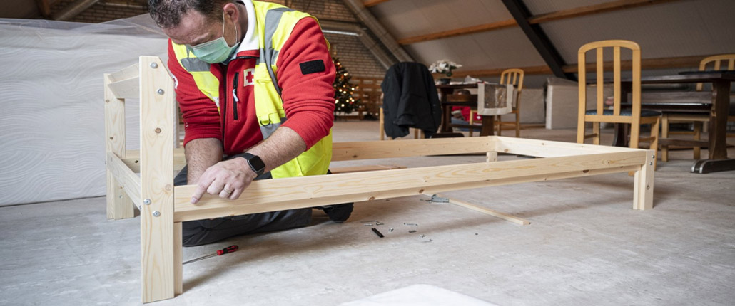 Rode Kruis wil openstelling noodopvang dak- en thuislozen tot april