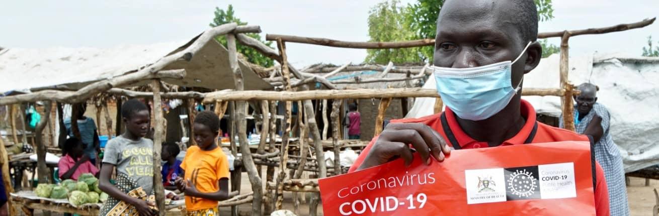 Vluchtelingen wereldwijd hard geraakt door impact coronavirus