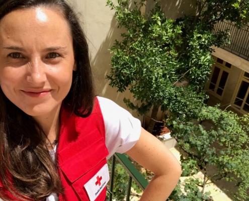 Veerle Schouten Rode Kruis