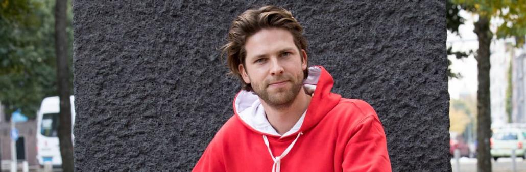 Thomas van der Vlugt nieuwe ambassadeur Rode Kruis