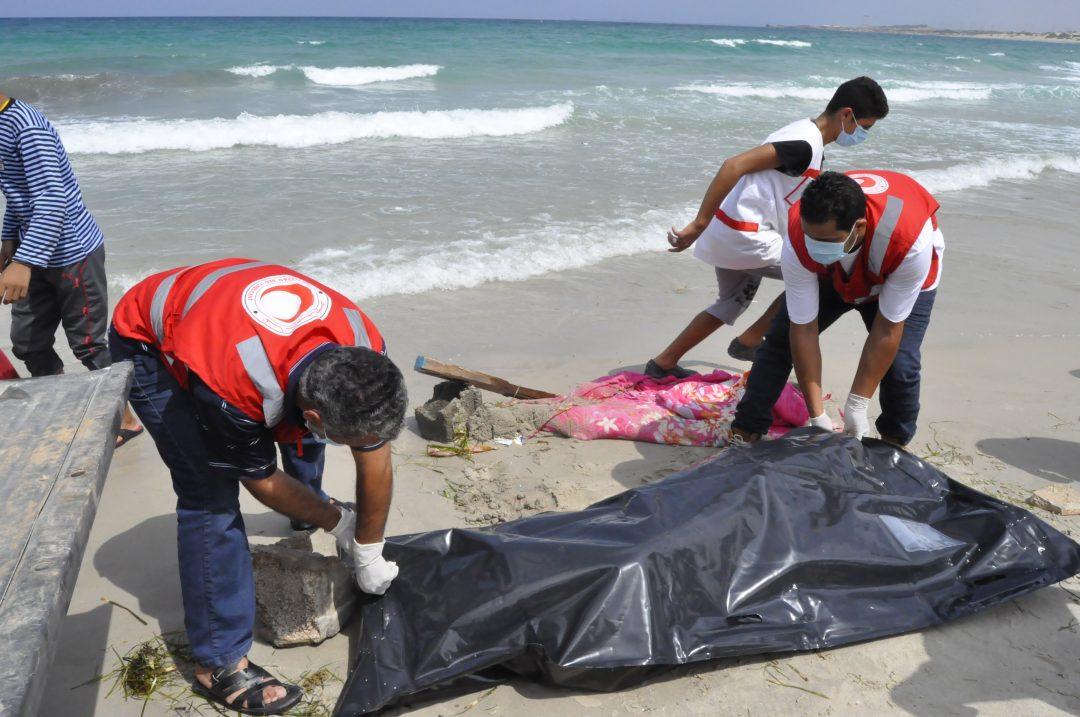 migranten verdronken middellandse zee