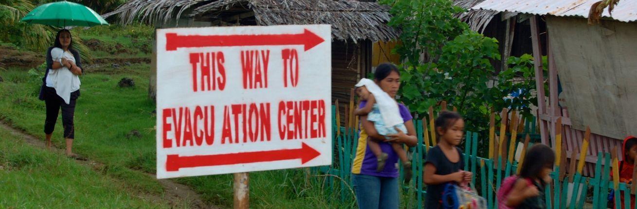 evacuatiecentrum