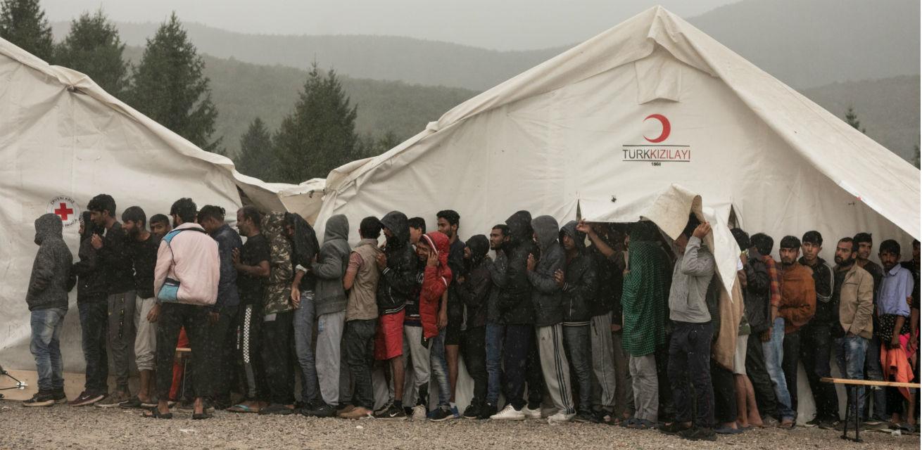 vluchtelingencrisis europa