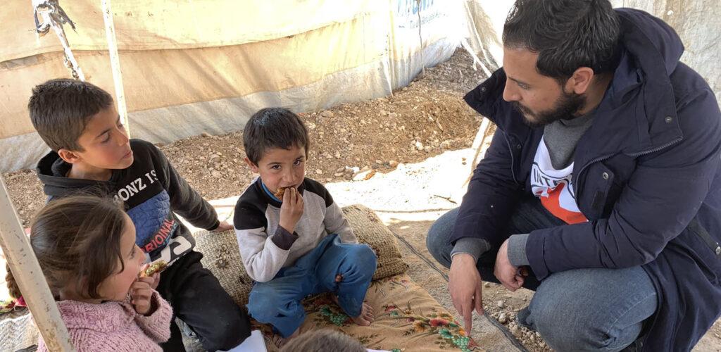 kinderen syrië