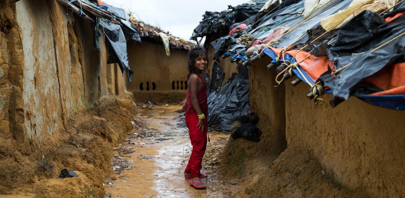 Kind Kutupalong Bangladesh