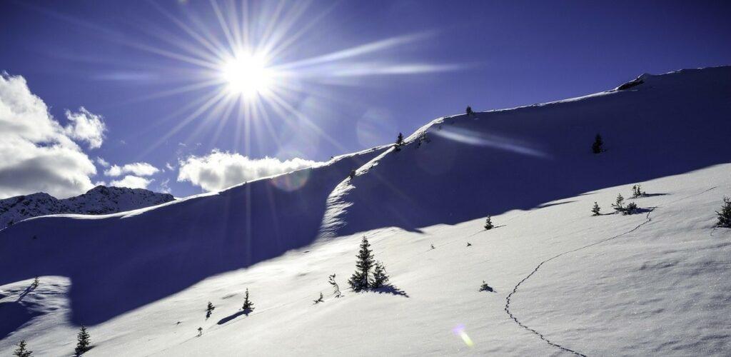 Wat te doen bij sneeuwblindheid
