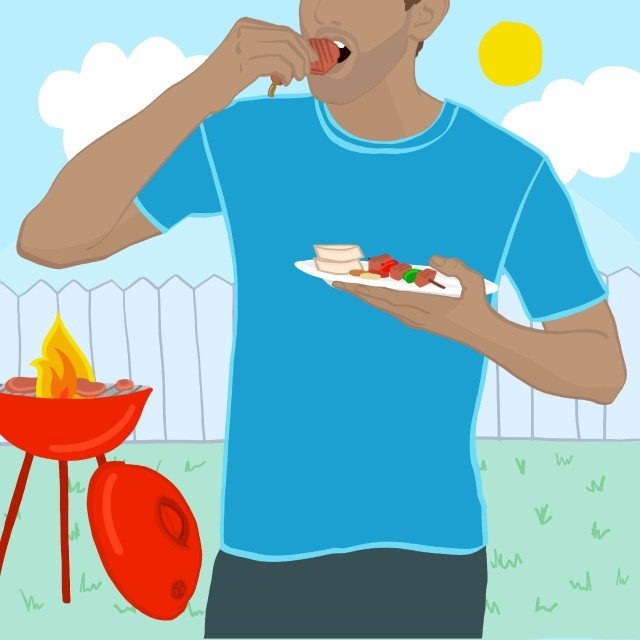 barbecue ehbo