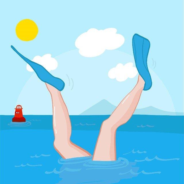zwemmer ehbo