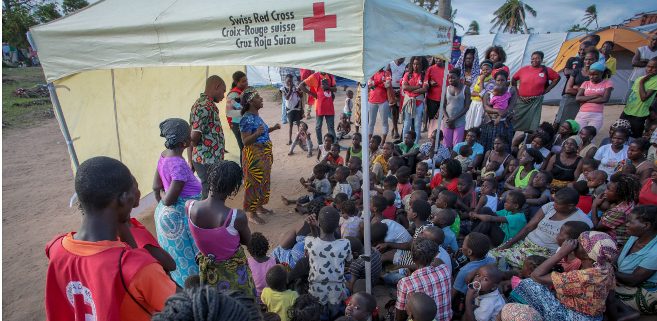 psychosociale hulp mozambique