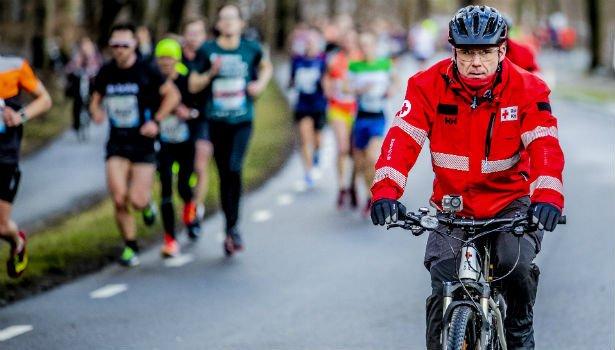 Bike team marathon