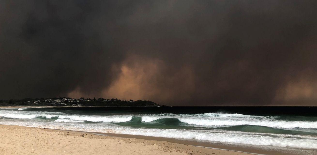 bosbranden australie klimaatverandering