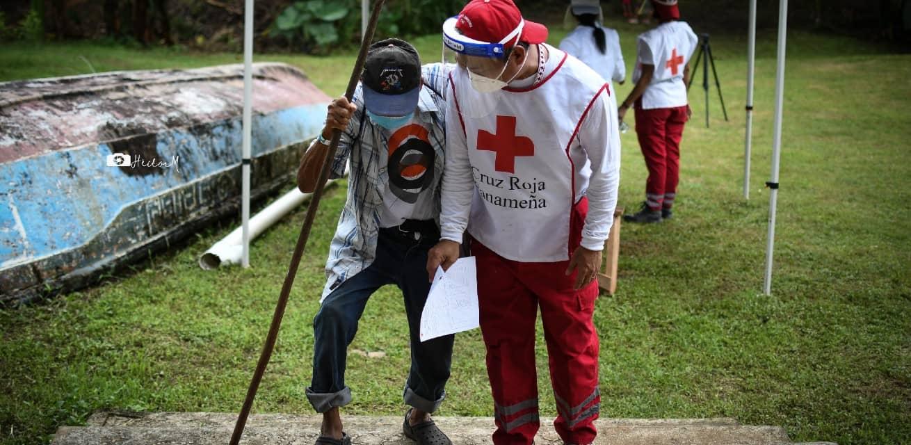 Doe een donatie aan het Rode Kruis - Doneren - Rode Kruis in Panama