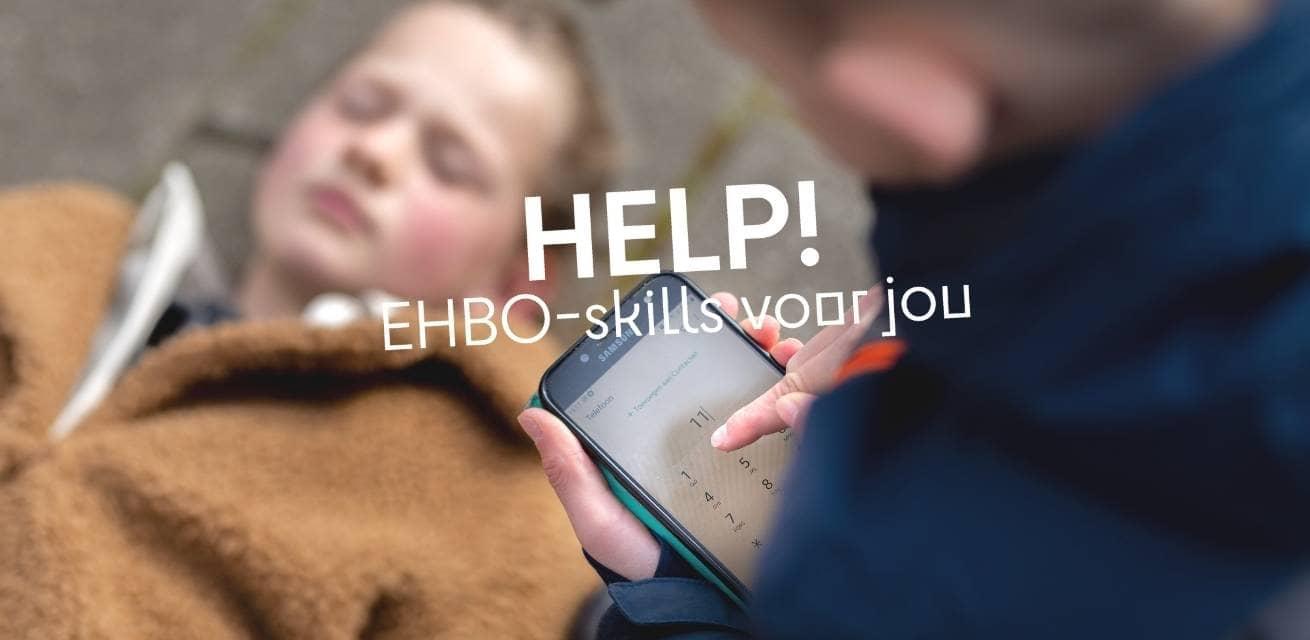 EHBO skills voor jou basisonderwijs lesmateriaal gastles
