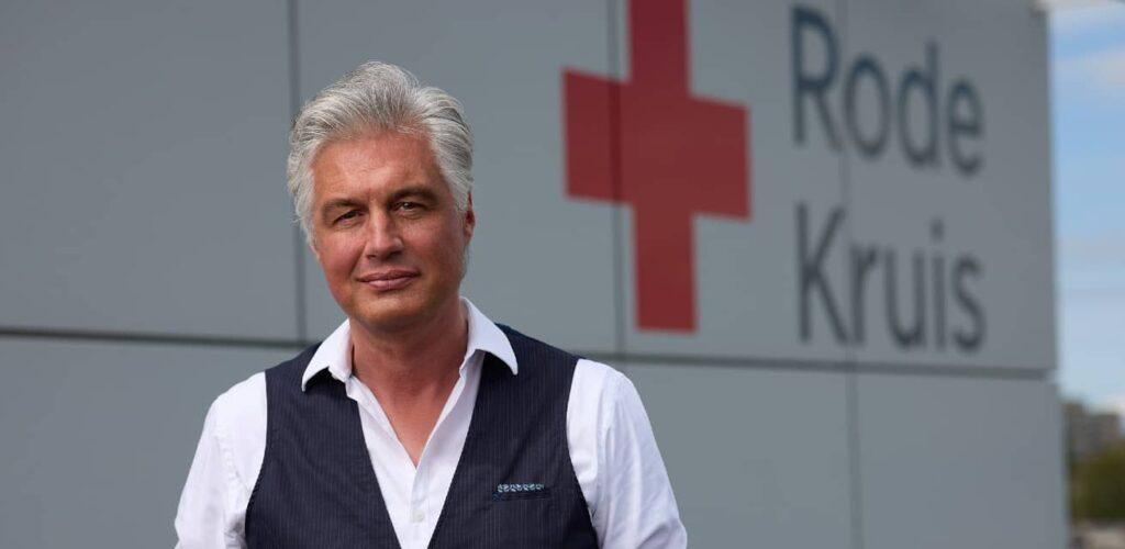 Peter-Eric Verstegen Manager Corporate Partnerships