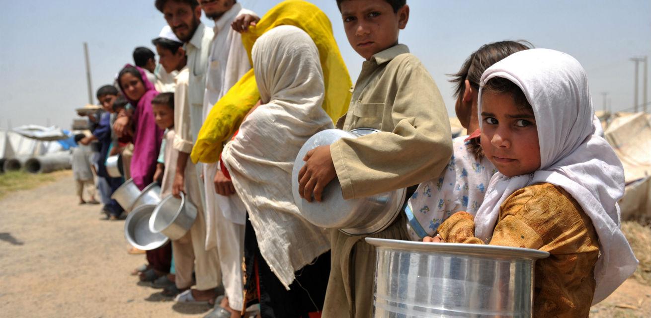 voedseldistributie