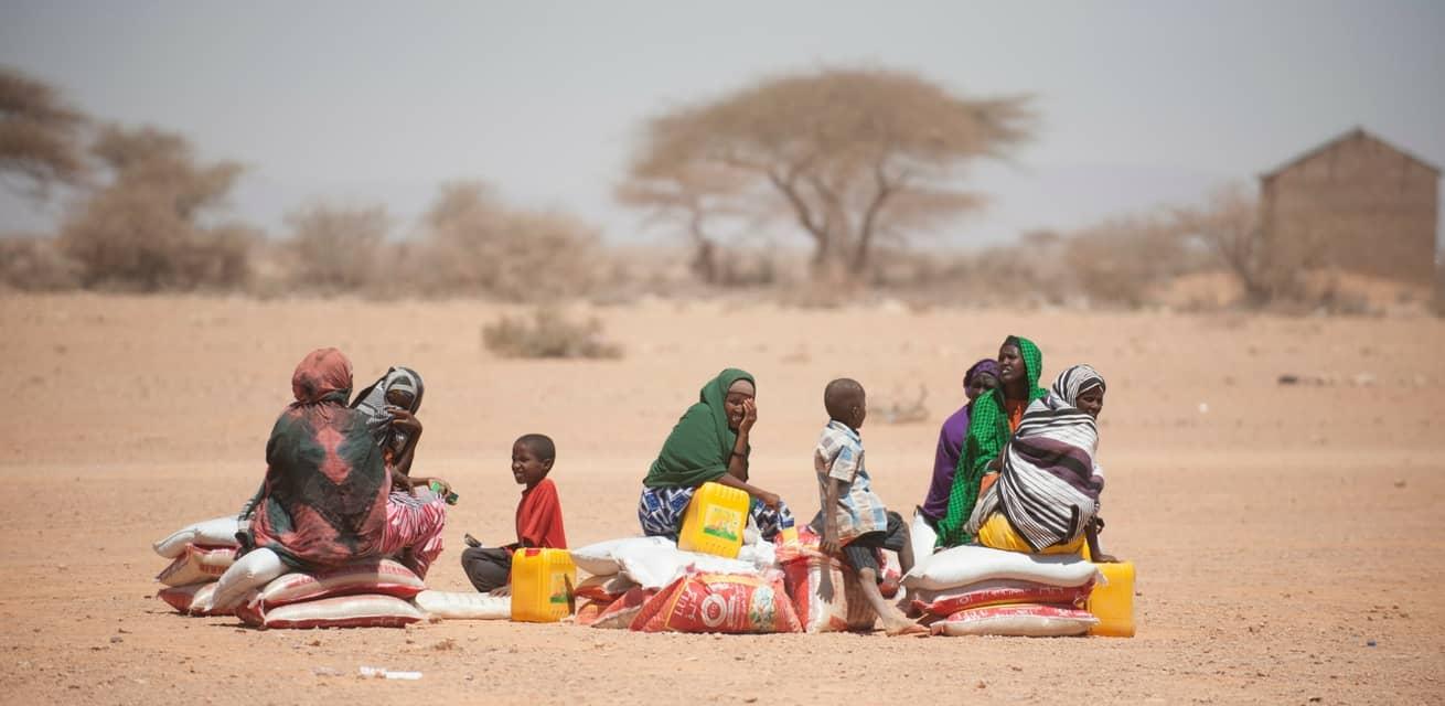 honger afrika noodhulp