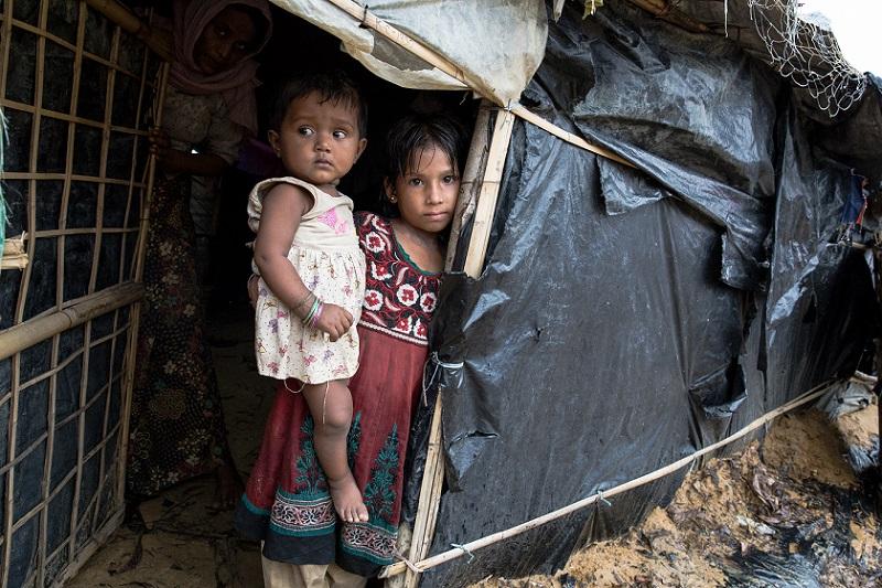 kinderen in bangladesh