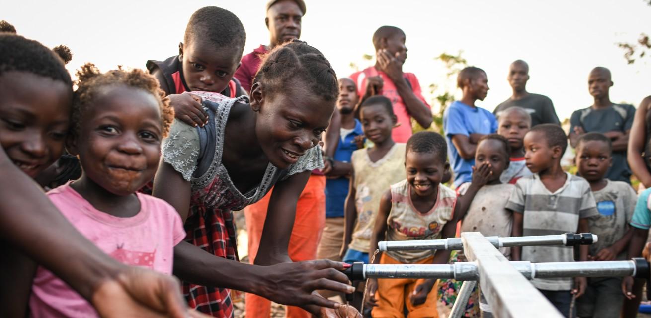 Water en sanitatie in Mozambique Rode Kruis