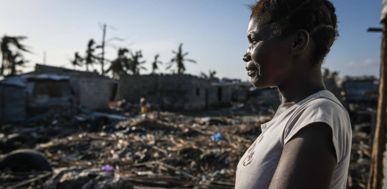 cycloon Idai richt verwoesting aan in Mozambique Rode Kruis