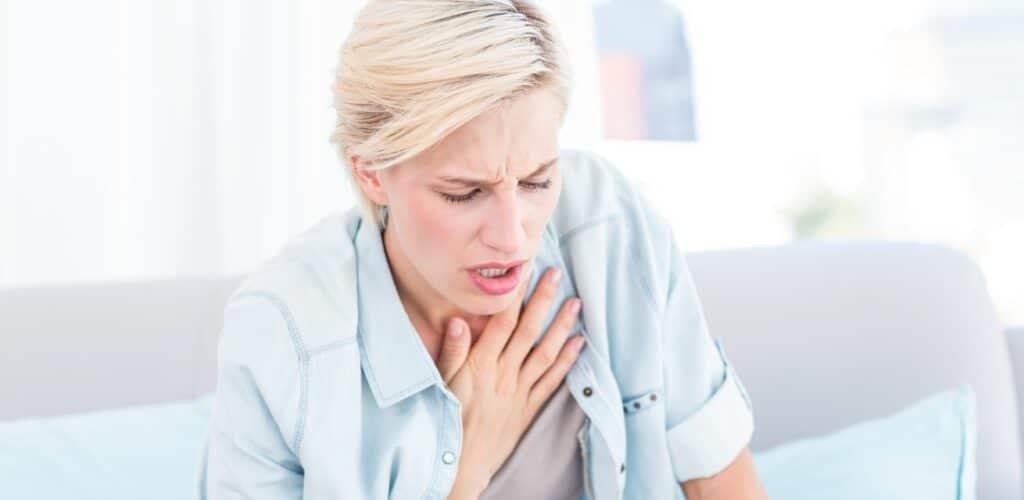 ademhalingsproblemen Rode Kruis